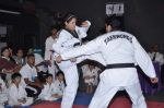 Neetu Chandra get Taekwondo Second Dan Black Belt at The Taekwondo Challenge 2012 in Once More Studio, Opp. World Gym, Goregaon on 30th Sept 2012,1 (94).JPG