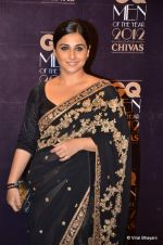 Vidya Balan at GQ Men of the Year 2012 in Mumbai on 30th Sept 2012 (125).JPG