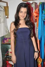Amy Billimoria styles Shibani Kashyap in Mumbai on 2nd Oct 2012,1 (6).JPG