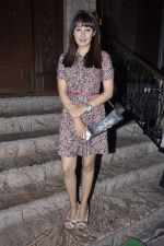 Anjali Pandey at Biba Singh new single launch in Mumbai on 2nd Oct 2012 (18).JPG