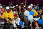 Perizaad Zorabian flags of rally for the cause of cerebral palsy in india on 2nd Oct 2012 (162).JPG