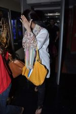 Shilpa Shetty and Shamita Shetty snapped at PVR on 1st Oct 2012 (4).JPG