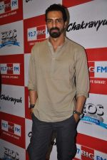 Arjun Rampal at the Audio release of Chakravyuh on 92.7 BIG FM on 3rd Oct 2012 (38).JPG