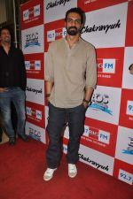 Arjun Rampal at the Audio release of Chakravyuh on 92.7 BIG FM on 3rd Oct 2012 (40).JPG