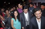 Bedabrata Pain, Vega Tamotia, Shahrukh Khan at the Premiere of Chittagong in Mumbai on 3rd Oct 2012 (173).JPG