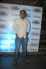 Director Vikranth Pawar at the Ballentine_s Salt N Pepper Play Preview Party.jpg