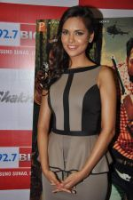 Esha Gupta at the Audio release of Chakravyuh on 92.7 BIG FM on 3rd oct 2012 (60).JPG