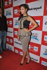 Esha Gupta at the Audio release of Chakravyuh on 92.7 BIG FM on 3rd oct 2012 (68).JPG