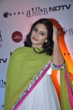 Huma Qureshi at the Premiere of Chittagong in Mumbai on 3rd Oct 2012 (11).JPG