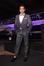 Rahul Khanna at Van Heusen launch in Mumbai on 3rd Oct 2012 (25).JPG
