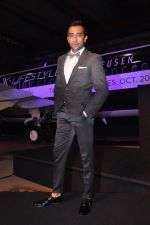Rahul Khanna at Van Heusen launch in Mumbai on 3rd Oct 2012 (26).JPG