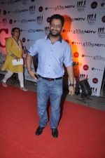 Resul Pookutty at the Premiere of Chittagong in Mumbai on 3rd Oct 2012 (29).JPG