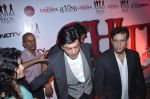 Shahrukh Khan, Bedabrata Pain, Vega Tamotia at the Premiere of Chittagong in Mumbai on 3rd Oct 2012 (167).JPG