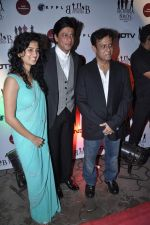 Shahrukh Khan, Bedabrata Pain, Vega Tamotia at the Premiere of Chittagong in Mumbai on 3rd Oct 2012 (164).JPG