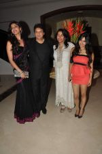 Anu Ranjan, Sashi Ranjan at Anu and Sashi Ranjan_s wedding anniversary in J W Marriott on 4th Oct 2012 (128).JPG