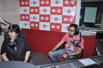 Falguni Pathak at Big FM in Andheri, Mumbai on 4th Oct 2012 (12).JPG