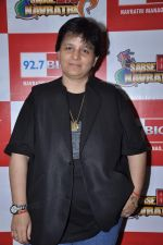 Falguni Pathak at Big FM in Andheri, Mumbai on 4th Oct 2012 (34).JPG