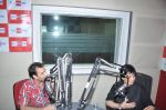 Falguni Pathak at Big FM in Andheri, Mumbai on 4th Oct 2012 (7).JPG