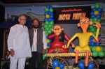 Gulzar, Ketan Mehta at Motu patlu animation launch in Taj Land_s End on 4th Oct 2012 (66).JPG