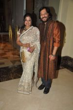 Roop Kumar Rathod, Sonali Rathod at Anu and Sashi Ranjan_s wedding anniversary in J W Marriott on 4th Oct 2012 (75).JPG