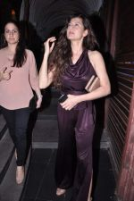 Sangeeta Bijalni snapped at Anita Dongre_s bday bash in Bandra on 4th Oct 2012 (4).JPG