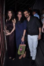 Sangeeta Bijalni snapped at Anita Dongre_s bday bash in Bandra on 4th Oct 2012 (5).JPG