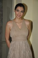 Yukta Mookhey at Anu and Sashi Ranjan_s wedding anniversary in J W Marriott on 4th Oct 2012 (77).JPG