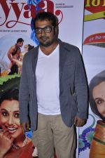 Anurag Kashyap promotes Aiyyaa at Wagh Bakri in Parle East, Mumbai on 5th Oct 2012 (1).JPG