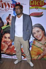 Anurag Kashyap promotes Aiyyaa at Wagh Bakri in Parle East, Mumbai on 5th Oct 2012 (3).JPG