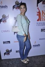 Gauhar Khan at the Grande Finale at Karoke World Championship in Canvas, Palladium on 7th Oct 2012 (82).JPG