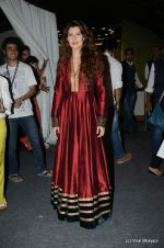 Sangeeta Bijlani at Wills Lifestyle India Fashion Week 2012 day 2 on 7th Oct 2012,1 (47).JPG