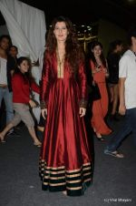Sangeeta Bijlani at Wills Lifestyle India Fashion Week 2012 day 2 on 7th Oct 2012,1 (48).JPG