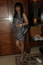 Anjali Pandey at Model Liza Malik_s birthday get-together in Mumbai on 8th Oct 2012 (9).JPG
