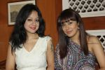 Anjali Pandey, Madhuri Pandey at Model Liza Malik_s birthday get-together in Mumbai on 8th Oct 2012 (10).JPG