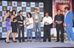 Neha Dhupia, Emraan Hashmi, Sagarika Ghatge, Aditya Pancholi at the music launch of film Rush in Mumbai on 8th Oct 2012 (26).JPG