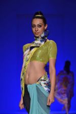 Model walk the ramp for Nida Mahmood Show at Wills Lifestyle India Fashion Week 2012 day 5 on 10th Oct 2012 (62).JPG