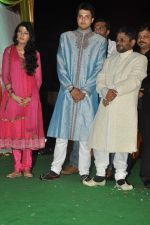 Raghuveer Yadav, Sufi Sayyad, Chirag Patil  at the music launch of Le Gaya Saddam in Andheri, Mumbai on 15th Oct 2012 (35).JPG