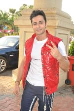 Shaleen Bhanot at Star Plus Dandia shoot in Malad, Mumbai on 15th Oct 2012 (52).JPG