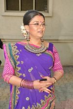 Suchita Trivedi at Star Plus Dandia shoot in Malad, Mumbai on 15th Oct 2012 (71).JPG