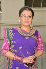 Suchita Trivedi at Star Plus Dandia shoot in Malad, Mumbai on 15th Oct 2012 (75).JPG