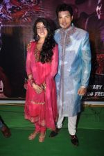 Sufi Sayyad, Chirag Patil  at the music launch of Le Gaya Saddam in Andheri, Mumbai on 15th Oct 2012 (50).JPG