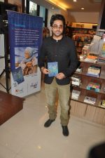 Ayushmann Khurana unveils Ayushmann Khurana_s wife book Souled Out in Mumbai on 16th Oct 2012 (53).JPG