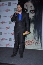 Aftab Shivdasani at the Press conference of 1920 - Evil Returns in Cinemax, Mumbai on 17th Oct 2012 (30).JPG