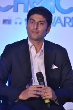 Akash Sharma at the launch of People_s Choice Awards in ITC Grand Maratha, Mumbai on 17th Oct 2012 (133).JPG