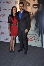 Tia Bajpai, Aftab Shivdasani at the Press conference of 1920 - Evil Returns in Cinemax, Mumbai on 17th Oct 2012 (71).JPG
