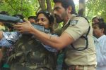 Arjun Rampal at Chakravyuh naxal camp in Mumbai on 18th Oct 2012 (3).JPG