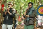 Manoj Bajpai at Chakravyuh naxal camp in Mumbai on 18th Oct 2012 (5).JPG