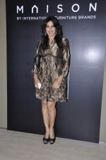 Pooja Bedi at Armani Cassa launch in Mumbai on 18th Oct 2012 (23).JPG