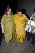 Shobha Kapoor at Student of the year special screening in PVR, Mumbai on 18th Oct 2012 (100).JPG