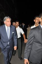 Ratan Tata at the Launch of Starbucks in Mumbai on 18th Oct 2012 (27).JPG
